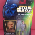 StarWars collection : STAR WARS GRAND MOFF TARKIN - THE POWER OF THE FORCE - 1996 - 10 CM - R 4294