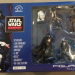 StarWars figurine : STAR WARS CLASSIC COLLECTOR SERIES FIGURINES BESPIN DISPLAY Applause 1995 MINT