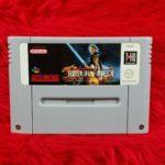 SNES **Super Star Wars RETURN OF THE JEDI - jeu StarWars