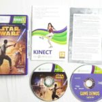 KINECT STAR WARS & DEMO DISC XBOX 360 - pas cher StarWars