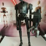 StarWars figurine : STAR WARS FIGURINE K-2SO SÉRIE ROGUE ONE EN LOOSE NEUF