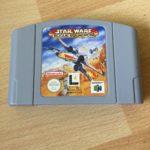 Nintendo 64 N64 Star Wars Rogue Squadron PAL - pas cher StarWars
