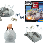 StarWars collection : Hot Wheels Star Wars Rogue One Trench Run Play Jeux Vaisseaux Figurines Disney
