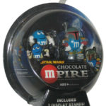 Figurine StarWars : Star Wars M&M Chocolat Mpire Han Solo & Boba Fett Ensemble de Figurines