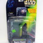 StarWars figurine : Star Wars Darth Vader Pouvoir de la Force Figurine Électronique F/X Moc Complet