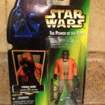 Figurine StarWars : STAR WARS PONDA BABA COLLECTIBLE FIGURINE
