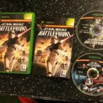 2 x ORIGINAL PAL XBOX GAMES STAR WARS - Bonne affaire StarWars