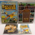 Computer Game Big Box PC CD-ROM ITALIANO - Avis StarWars