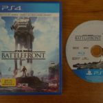 SONY PS4 GAME STAR WARS BATTLEFRONT - Avis StarWars