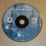 PS1 PLAYSTATION 1 PSone GAME CD ONLY STAR - Avis StarWars