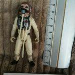 Figurine StarWars : figurine STAR WARS 031 : B-WING PILOT (sullustéen)- 1999