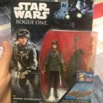 StarWars collection : Figurine star wars sergent jyn erso rogue one