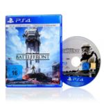 PS4 Spiel STAR WARS -Battlefront- Action - pas cher StarWars