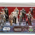 Figurine StarWars : New Star Wars Rogue One A Star Wars Story Deluxe Figurine Play Set - Set of 10