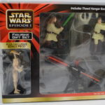 StarWars figurine : NIB - Star Wars Episode 1 Collectors Action Figurine Gift Set (4 figures)