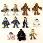 Figurine StarWars : CHOOSE: 2011 Star Wars Galactic Heroes Figurines * Combine Shipping!