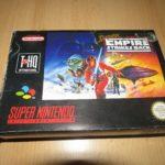 Super Empire Strikes Arrière Snes Emballé Pal - Occasion StarWars
