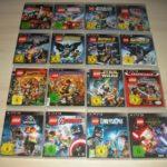 PS3 - 1 x Lego Spiel nach Wahl ( Batman, - Occasion StarWars
