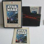 NINTENDO NES Spiel Star Wars JVC + OVP + - Occasion StarWars