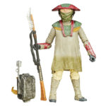 StarWars collection : Star Wars: The Force Awakens - Constable Zuvio Black Series Action Figure