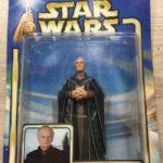 StarWars figurine : Figurine Star wars Supreme Chancellor Palpatine neuf scellé hasbro