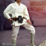 StarWars collection : HOT TOYS MMS297 Star Wars EP. IV New Hope Luke Skywalker Mark Hamill 1/6th scale