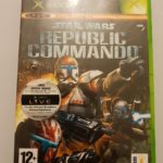 Star Wars REPUBLIC COMMANDO Xbox 1ra GEN. pal - Bonne affaire StarWars