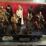 StarWars figurine : Disney Store Star Wars Rogue One: A Star Wars Story 10 Piece Deluxe Figurine Set