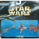 StarWars figurine : Star Wars Collection VI Espace Micro Machines Figurine Ensemble Jouets 65860 -