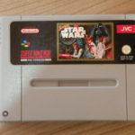Super Nintendo Game * STAR WARS * Retro Rare - Occasion StarWars