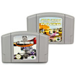 N64 Ensemble F1 World Grand Prix 1 + Star - Avis StarWars