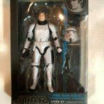 "StarWars figurine : Star Wars Noir Série 6 "" Han Solo Stormtrooper Figurine Hasbro 2014"