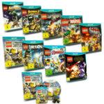 Wii U Lego Spiel Lego Batman 2 City - Avis StarWars