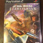 STAR WARS STARFIGHTER PS2 - 2001 - excellent - Avis StarWars
