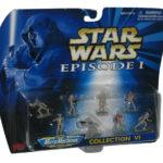 StarWars figurine : Star Wars Micro Machines Episode I Collection VI Mini Figurine - Ensemble