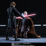 StarWars figurine : Nouveau Bandai S.H.Figurines Star Wars Conte Dooku & Anakin Skywalker Set Japon
