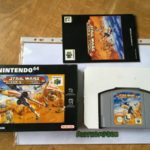 Star Wars rogue squadron game n64 Nintendo 64 - jeu StarWars