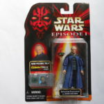 "Figurine StarWars : STAR WARS HASBRO FIGURINE "" SENATOR PALPATINE "" EPISODE 1   MINT IN BOX"