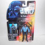 StarWars collection : Star Wars Pouvoir de la Force Lando Calrissian #69583 Emballé Scellé Figurine Sh