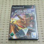 Star Wars Starfighter für Playstation 2 PS2 - jeu StarWars