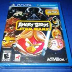 Angry Birds Star Wars Sony PlayStation Vita - Bonne affaire StarWars