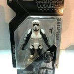 "Figurine StarWars : Star Wars Série Noire 6 "" Archive Scout Trooper Figurine Disney Hasbro 2018"