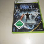 XBox 360  Star Wars - The Force Unleashed - Bonne affaire StarWars