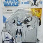 StarWars collection : Star Wars CLONE CAPTAIN REX Figure Character Keychain Series 1 Commander
