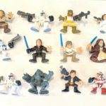 Figurine StarWars : CHOOSE: 2004 Star Wars Galactic Heroes Figurines * Combine Shipping!