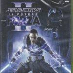 Xbox 360 STAR WARS  IL POTERE DELLA FORZA II - Occasion StarWars