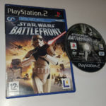 Sony PLAYSTATION 2 Jeu Star Wars Front PS2 N - pas cher StarWars