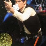 "StarWars collection : Star Wars 12 "" > Han Solo <1995 Kenner Hasbro Collecteur État Neuf Exc. Paquet"