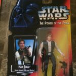 StarWars figurine : Kenner Star Wars The Power Of The Force: 4 Figurines