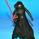 StarWars collection : Star Wars Série Noire Kylo Ren 6 Pouces. Lot Of 2 Loose Complet